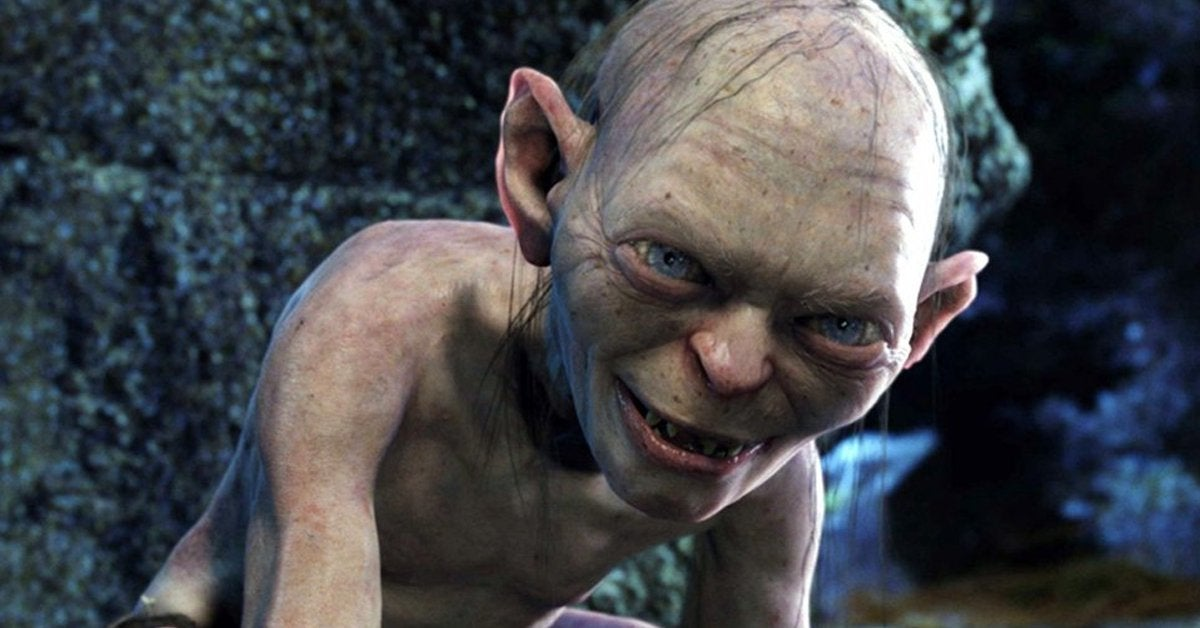 gollum the lord of the rings andy serkis