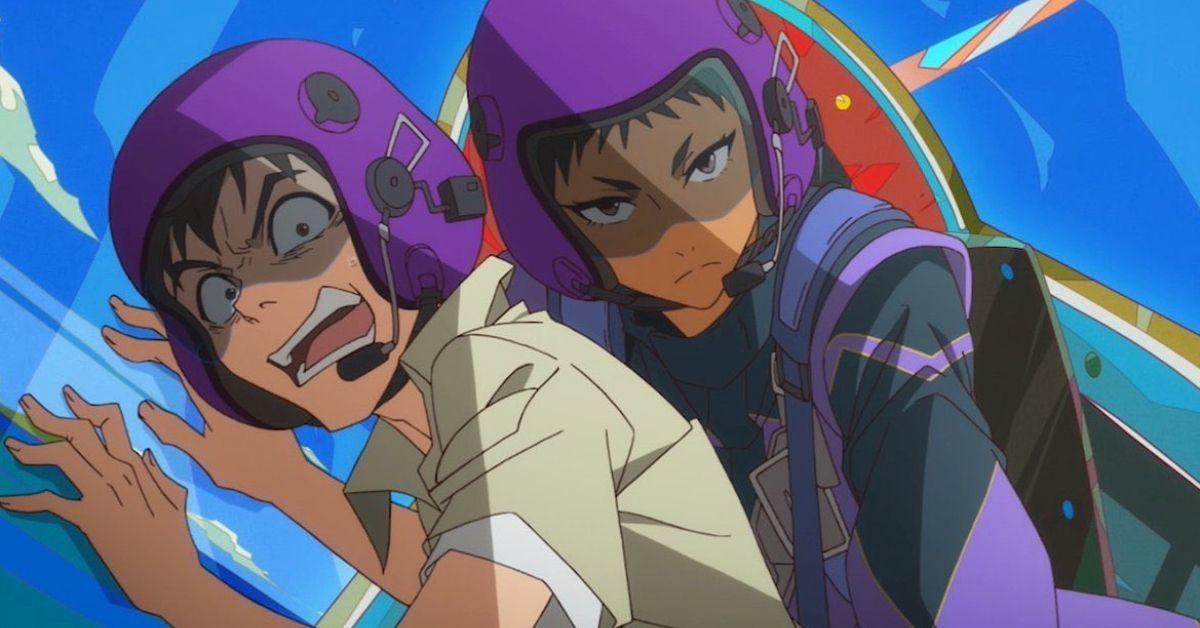 Great Pretender Netflix Anime Wit Studio