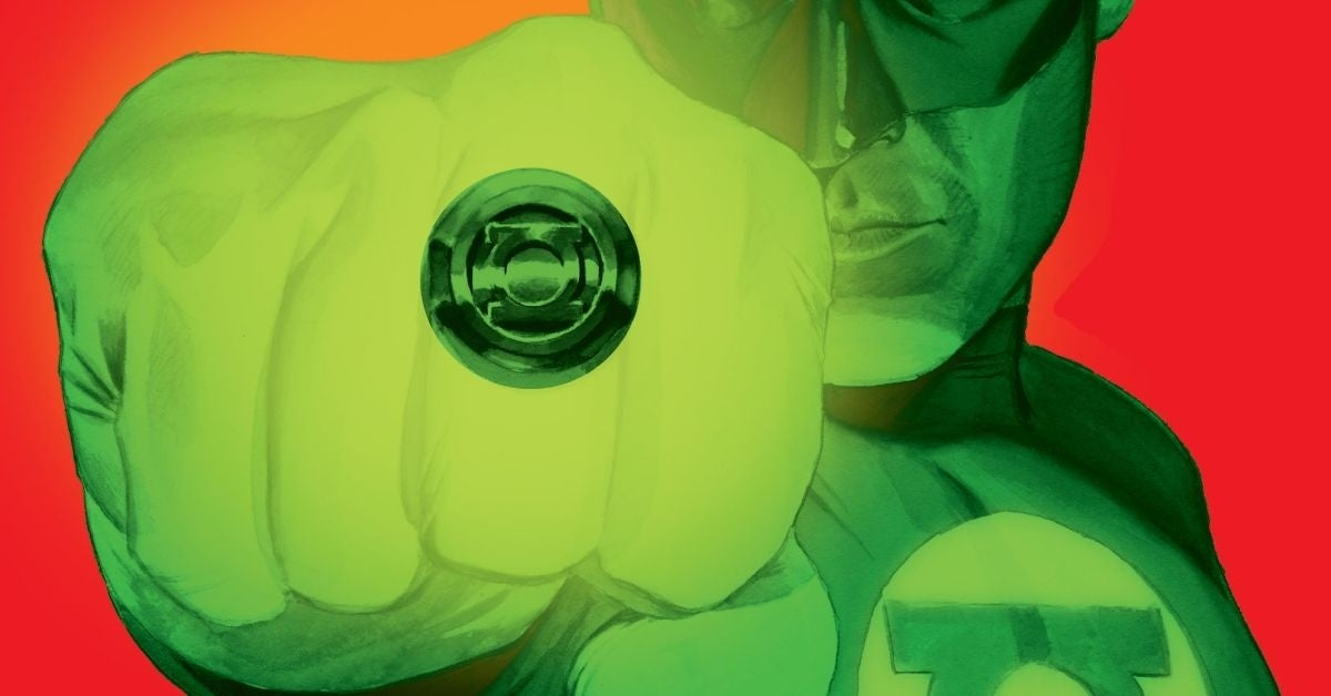 green lantern flying ring australia