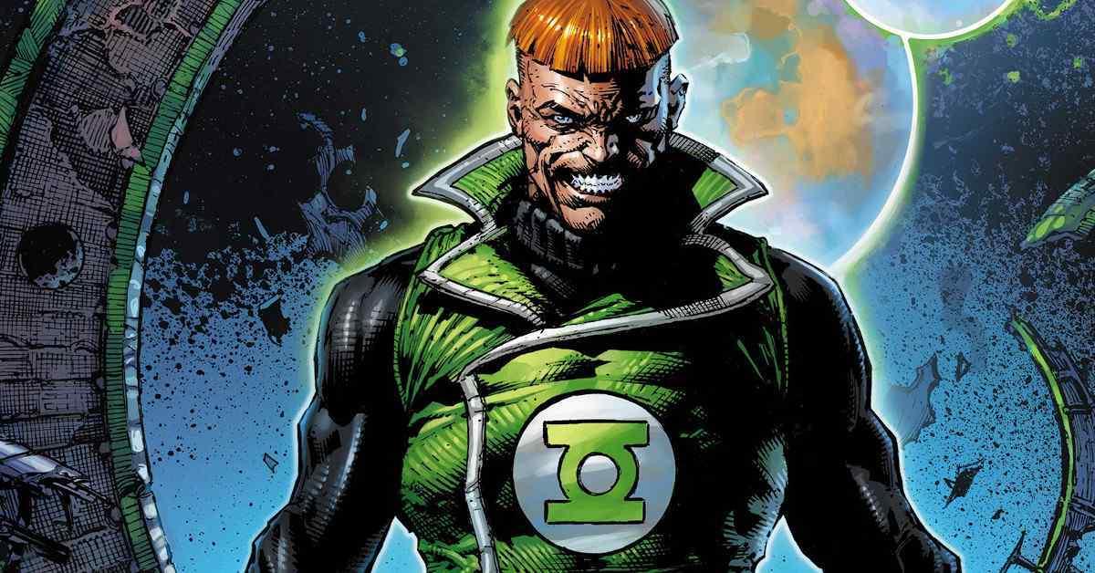 Green Lantern Guy Gardner Deathjpg