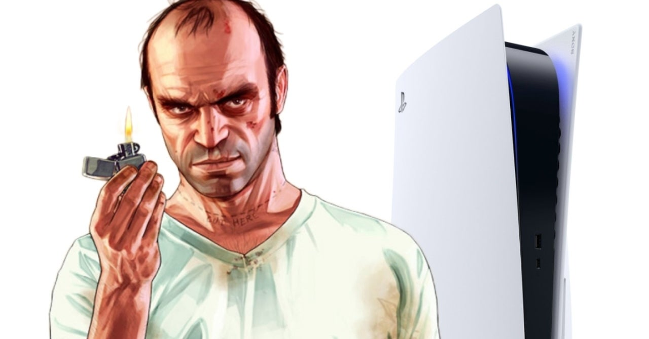 GTA 5 Update on PS5 and Xbox Series X Remaster Has Grand Theft Auto Fans Excited - ComicBook.com