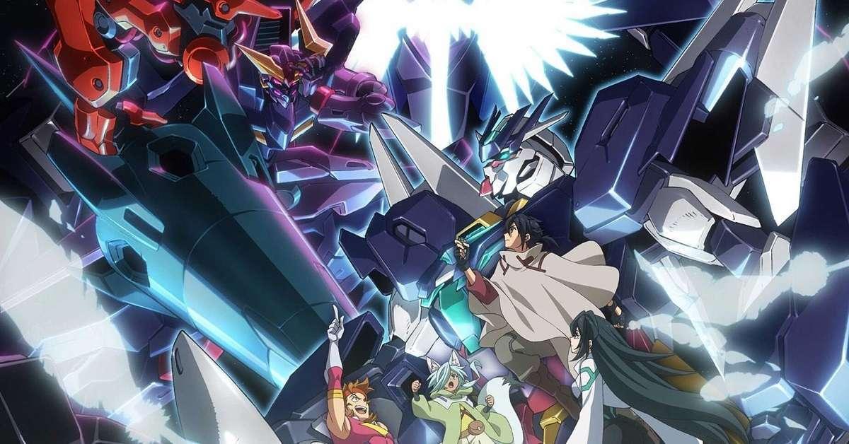 Gundam Build Divers Re Rise