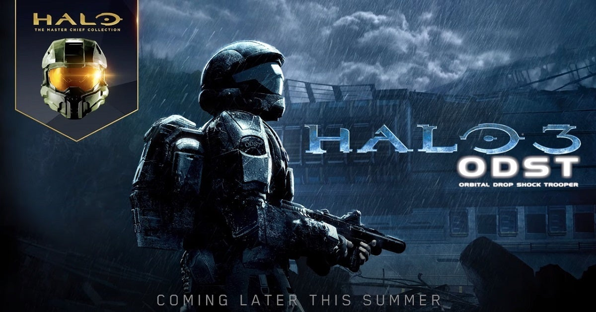 Halo ODST Master Chief Collection