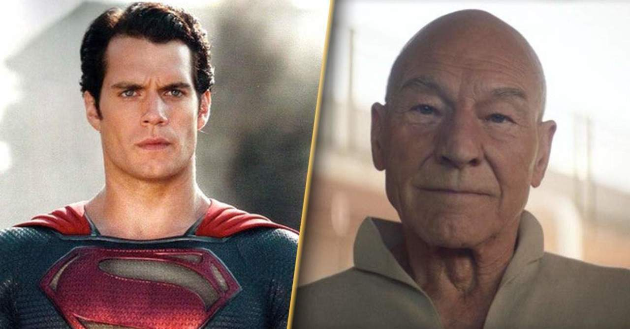 Henry Cavill Credits Patrick Stewart After Screwing Up a Major Audition