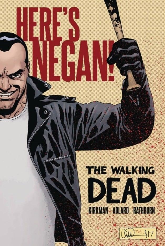 Here's Negan