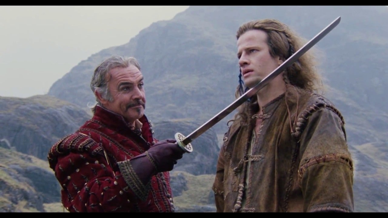 highlander reboot