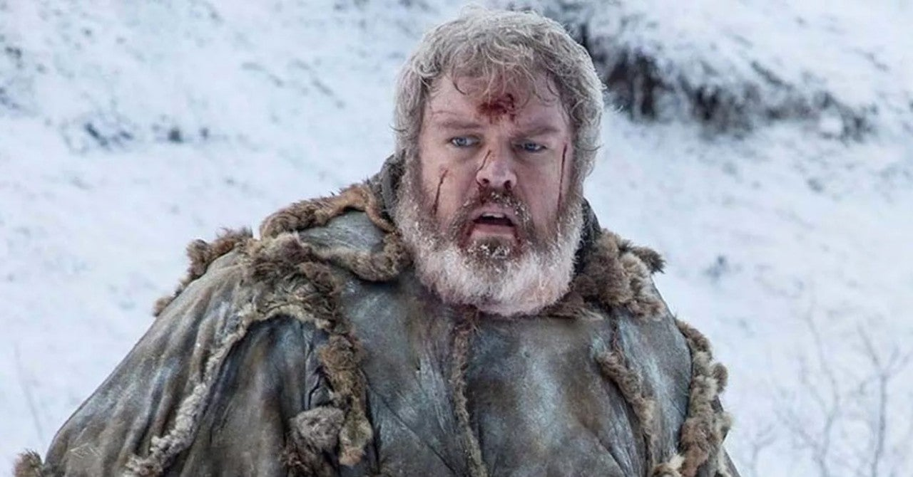 Game of Thrones Author George R.R. Martin Reveals Big Change to Hodor's Death in Upcoming Book
