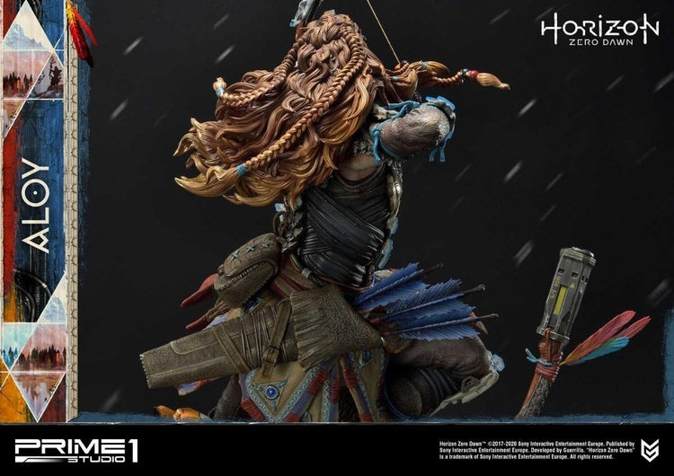 horizon zero dawn aloy 11