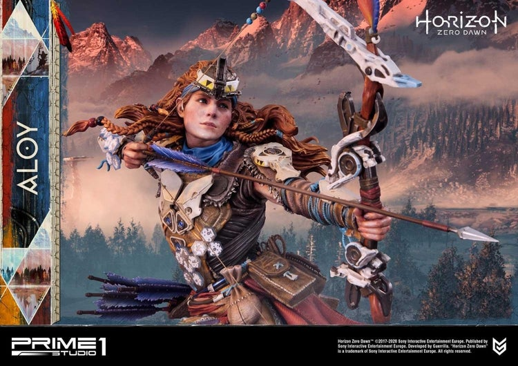 horizon zero dawn aloy 5