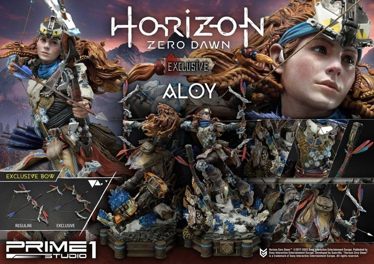horizon zero dawn aloy 6