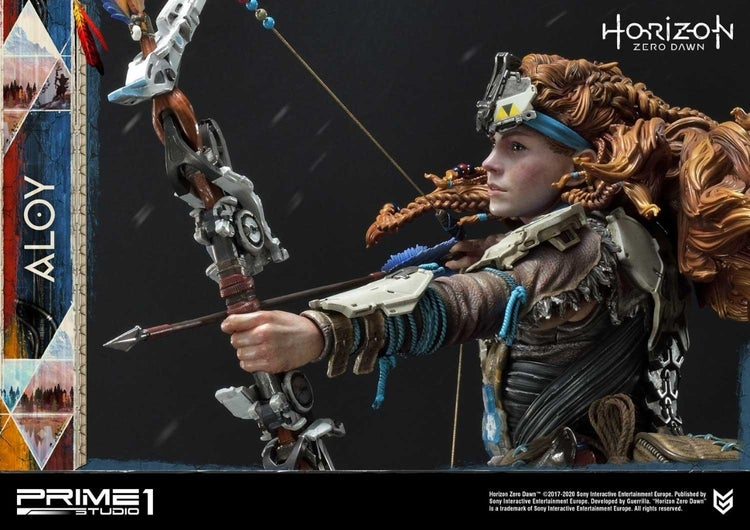 horizon zero dawn aloy 9