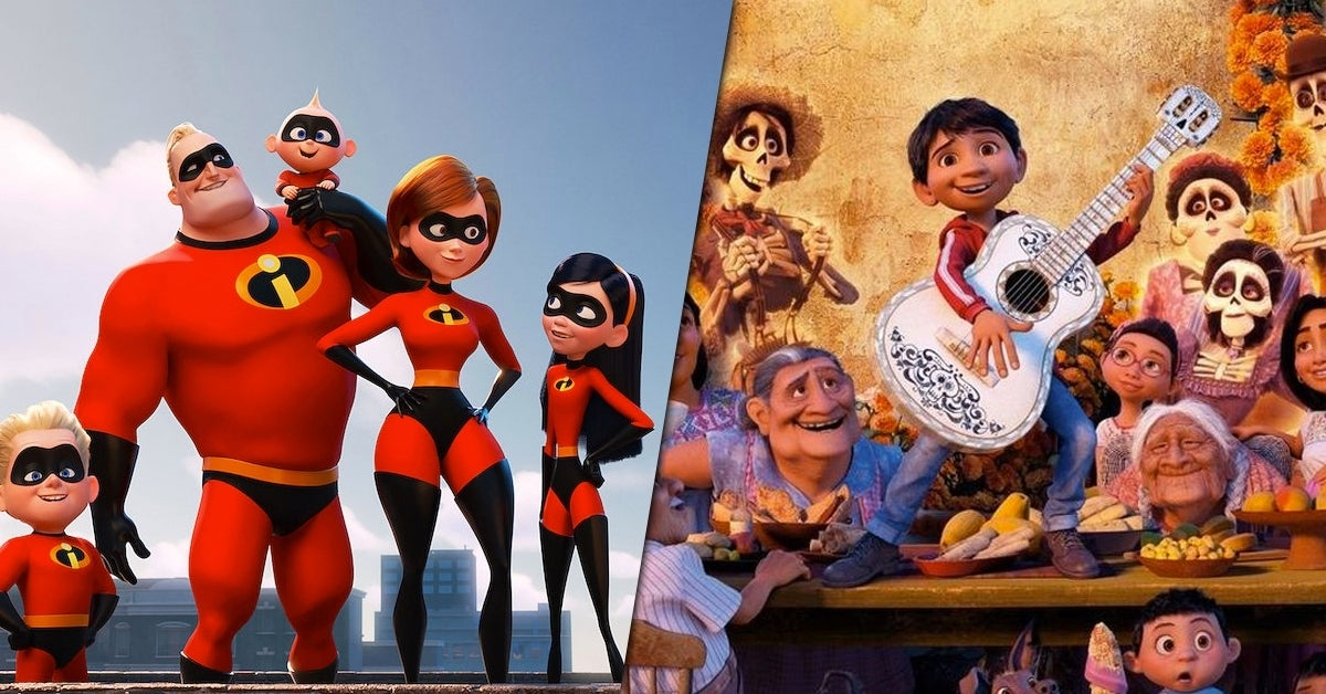 incredibles 2 coco twitter trend