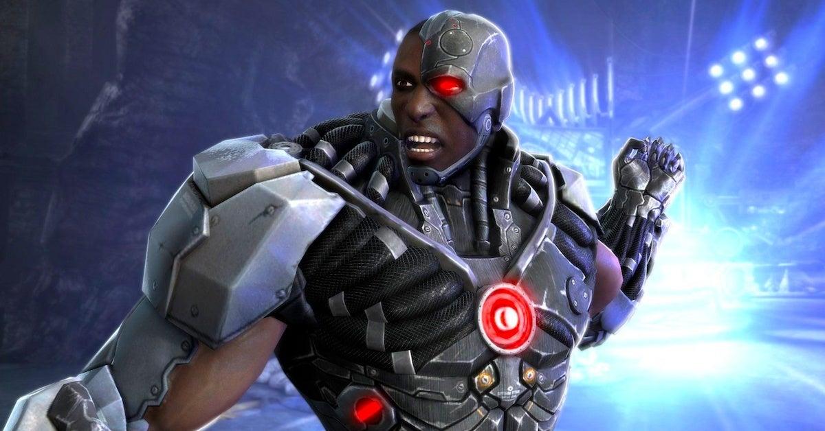 injustice cyborg