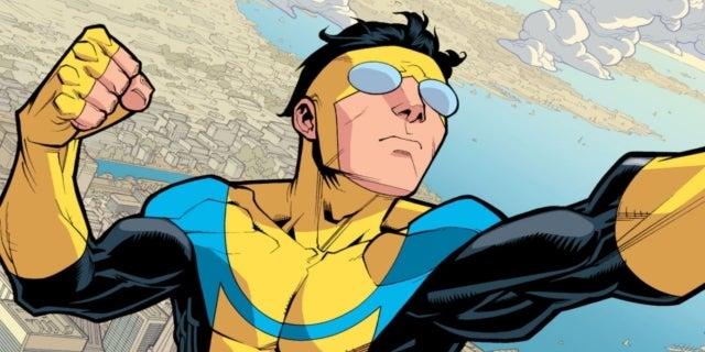 Invincible Image Comics