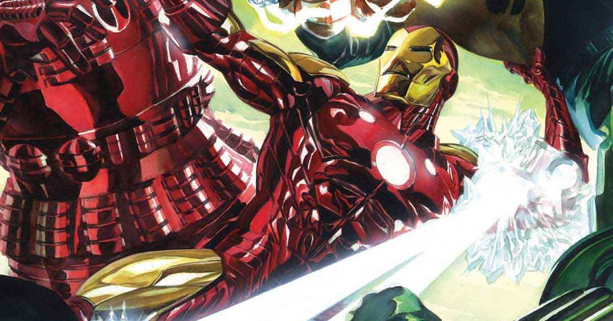 Iron Man New Armor 2020