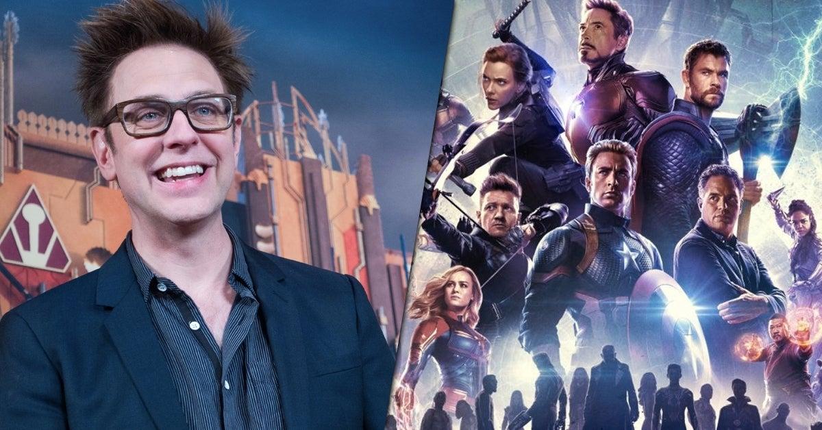 james gunn avengers movies