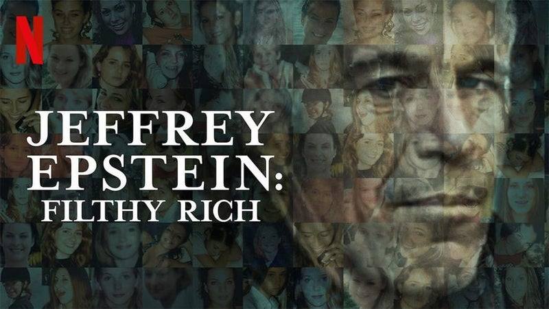 jeffrey epstein filthy rich netflix
