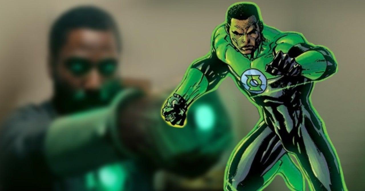 Here Is What Tenet Star John David Washington Could Look Like As Green Lantern