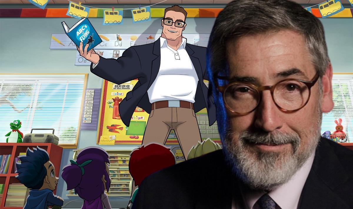 john-landis-superhero-kindergarten