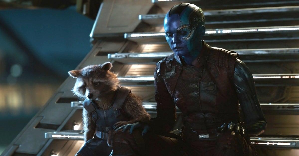 Karen Gillan Nebula Avengers Endgame