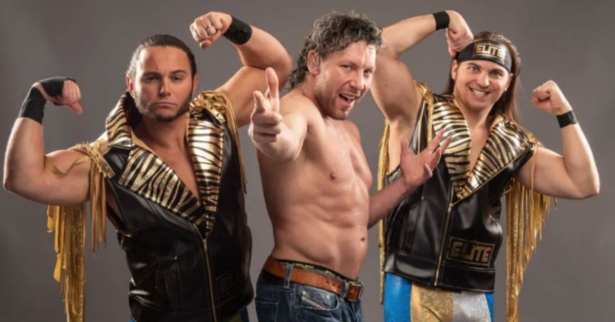Kenny-Omega-Young-Bucks-AEW-Being-The-Elite