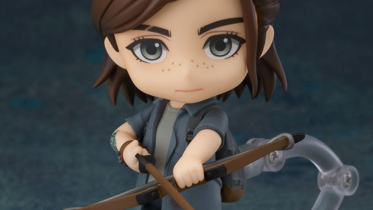 last of us 2 ellie nendoroid new cropped hed