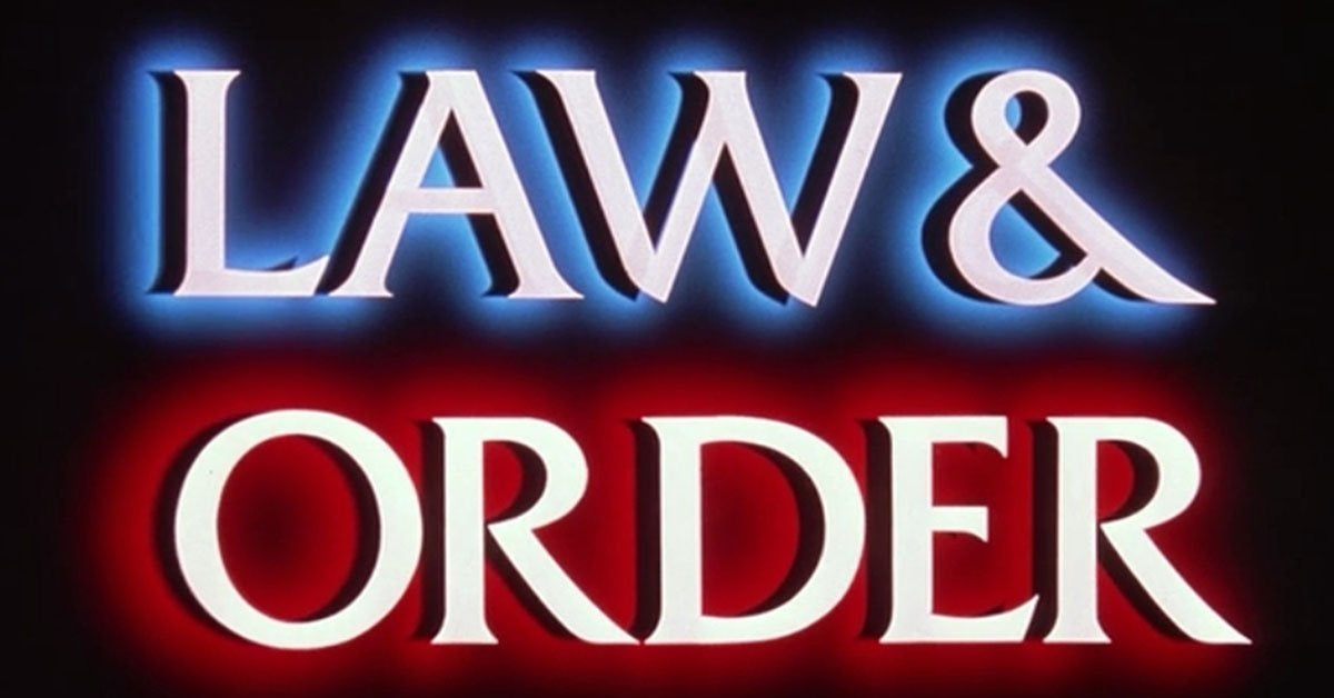 law and order writer fired social media threat