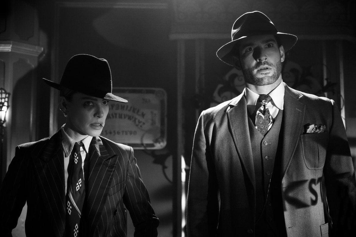 Lucifer Season 5 Netflix Noir Episode 006