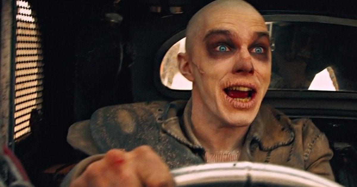 Mad Max Fury Road Nux Nicholas Hoult