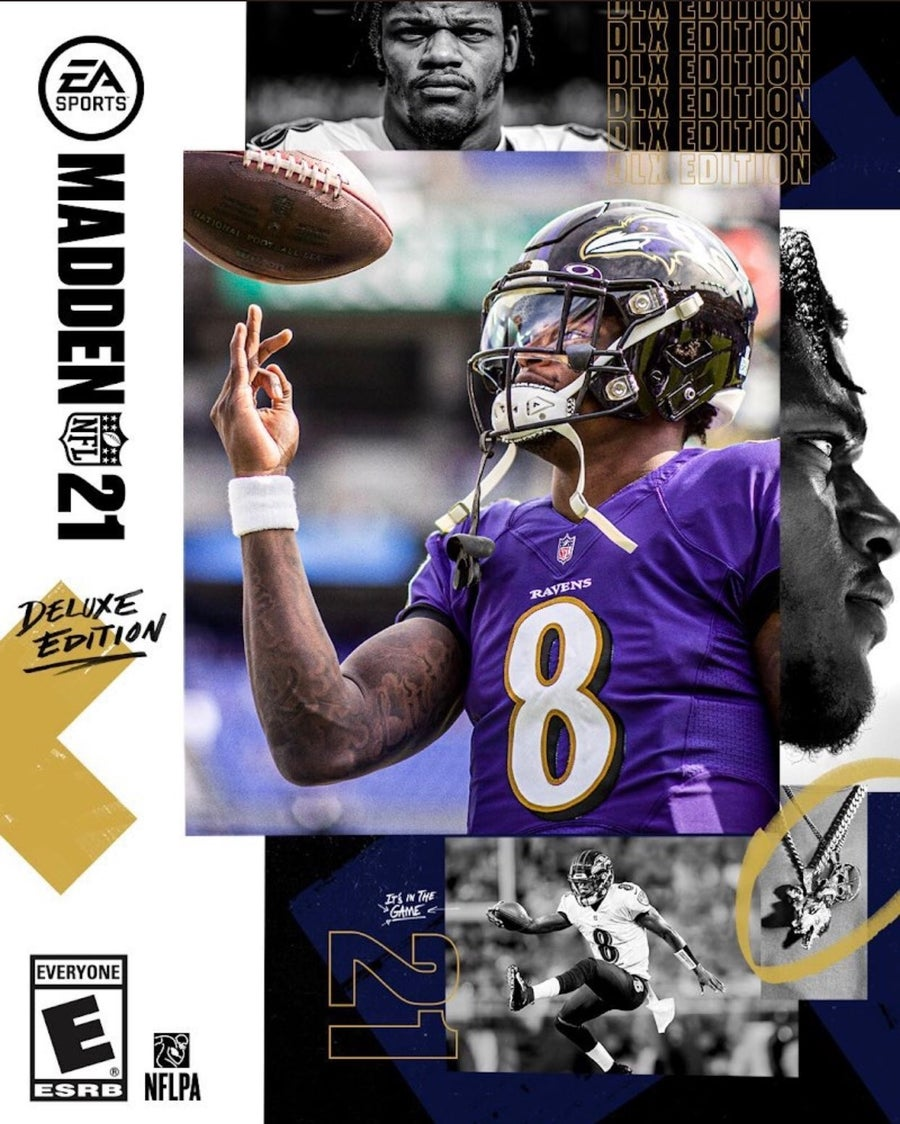 madden nfl 21 cover deluxe