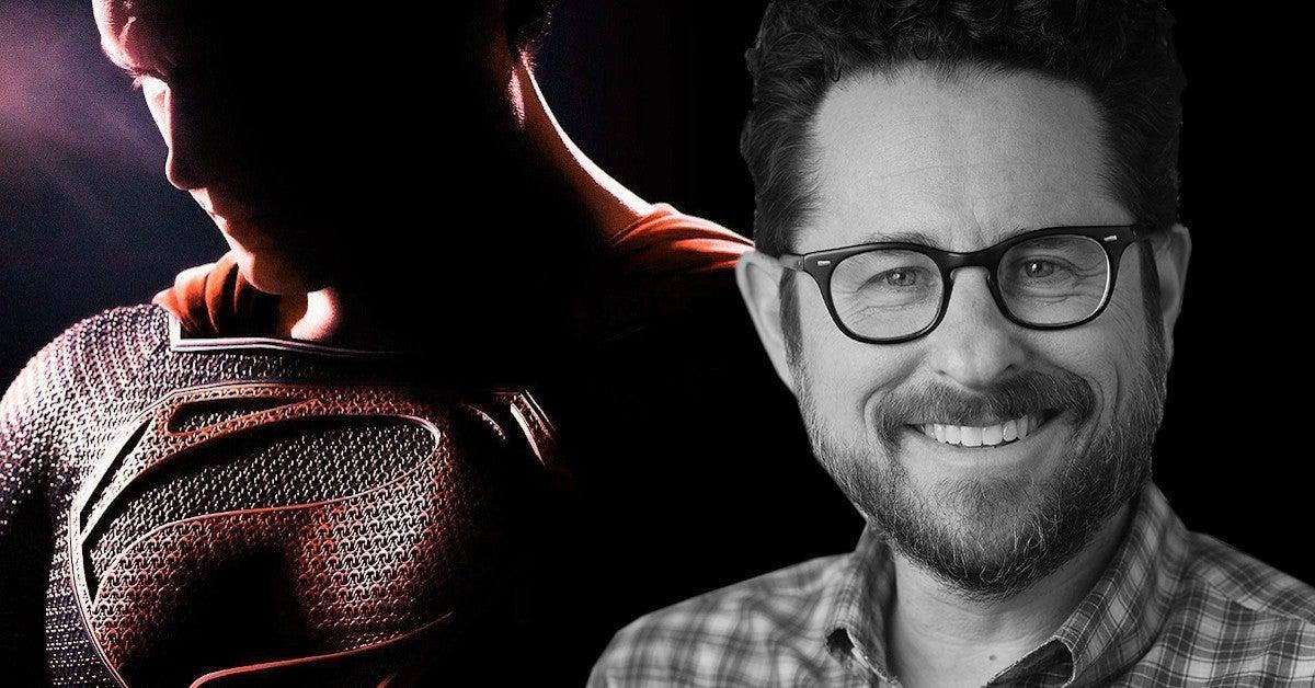Man of Steel 2 Not Priority Warner Bros JJ Abrams Superman Reboot