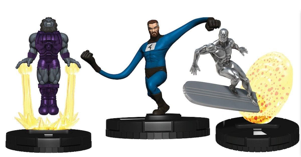 Marvel Fantastic Four HeroClix