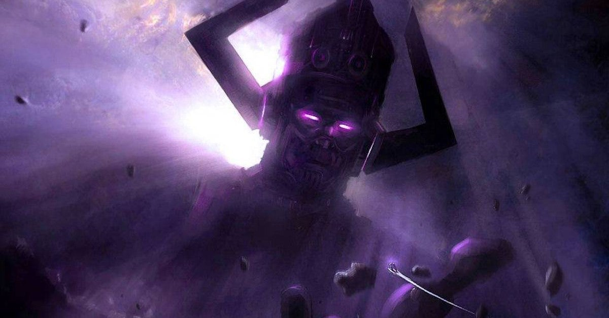 Marvel Galactus Origin Retcon Black Winter Herald