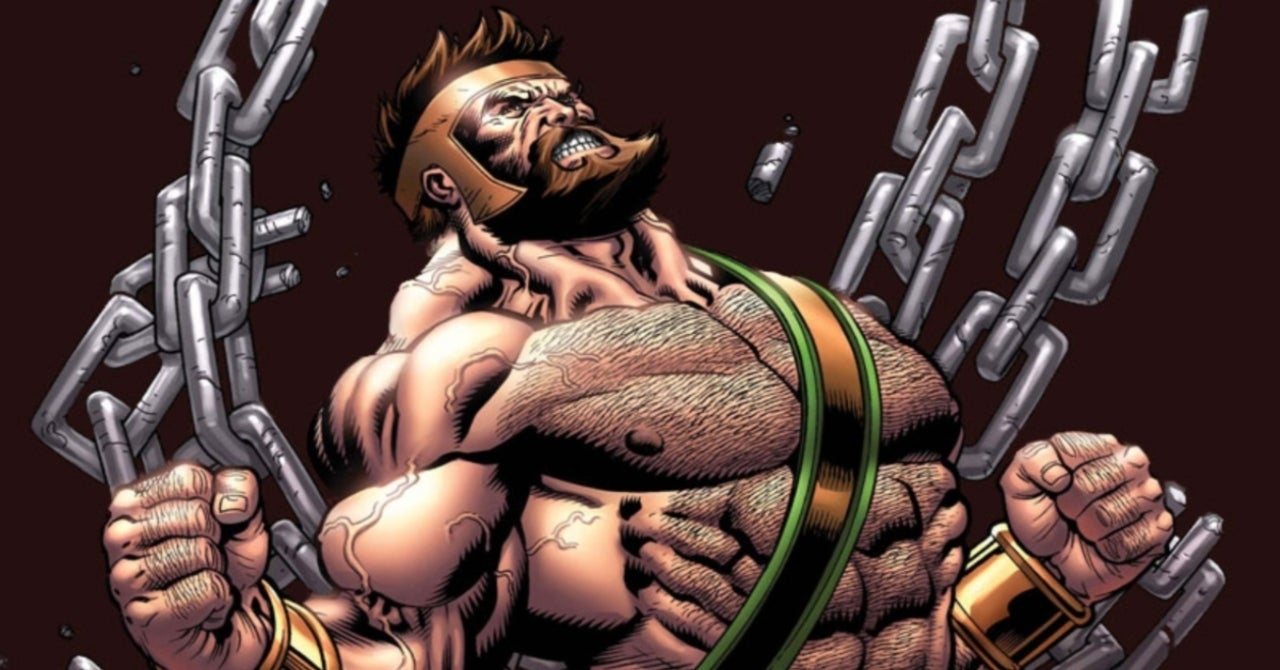 Marvel's Hercules Rumored to Soon Appear in the Marvel Cinematic Universe