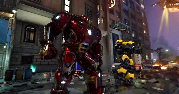 Marvel's Avengers Hulkbuster