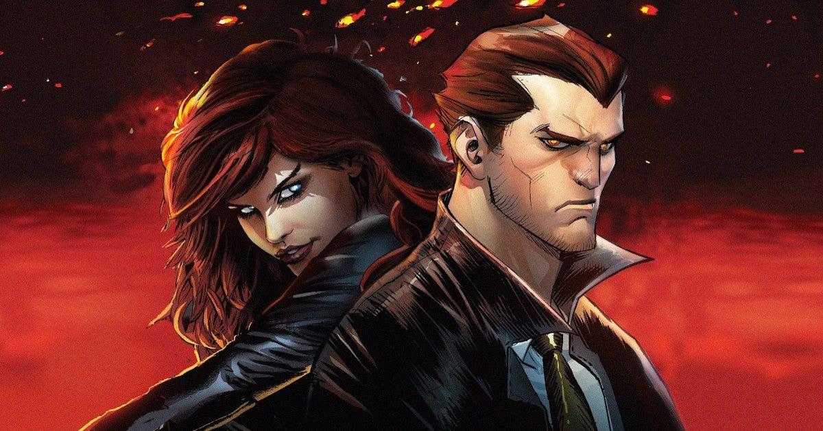 Marvel's Helstrom TV Series Premiere Date Hulu Huluween 2020