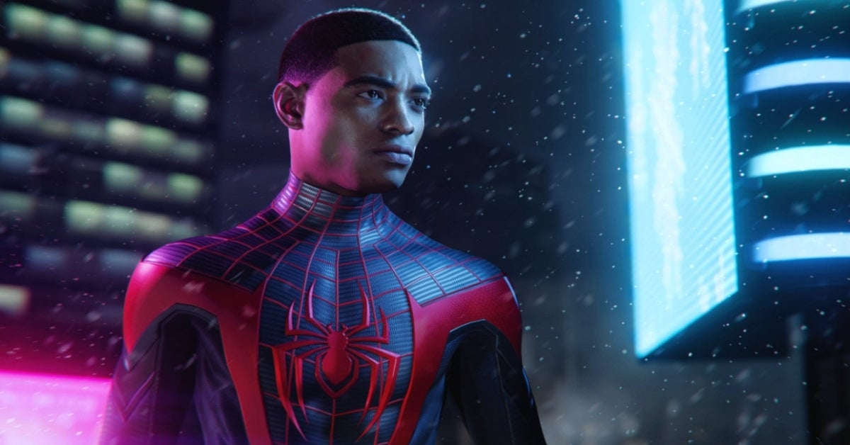 Marvel's Spider-Man Miles Morales PS5