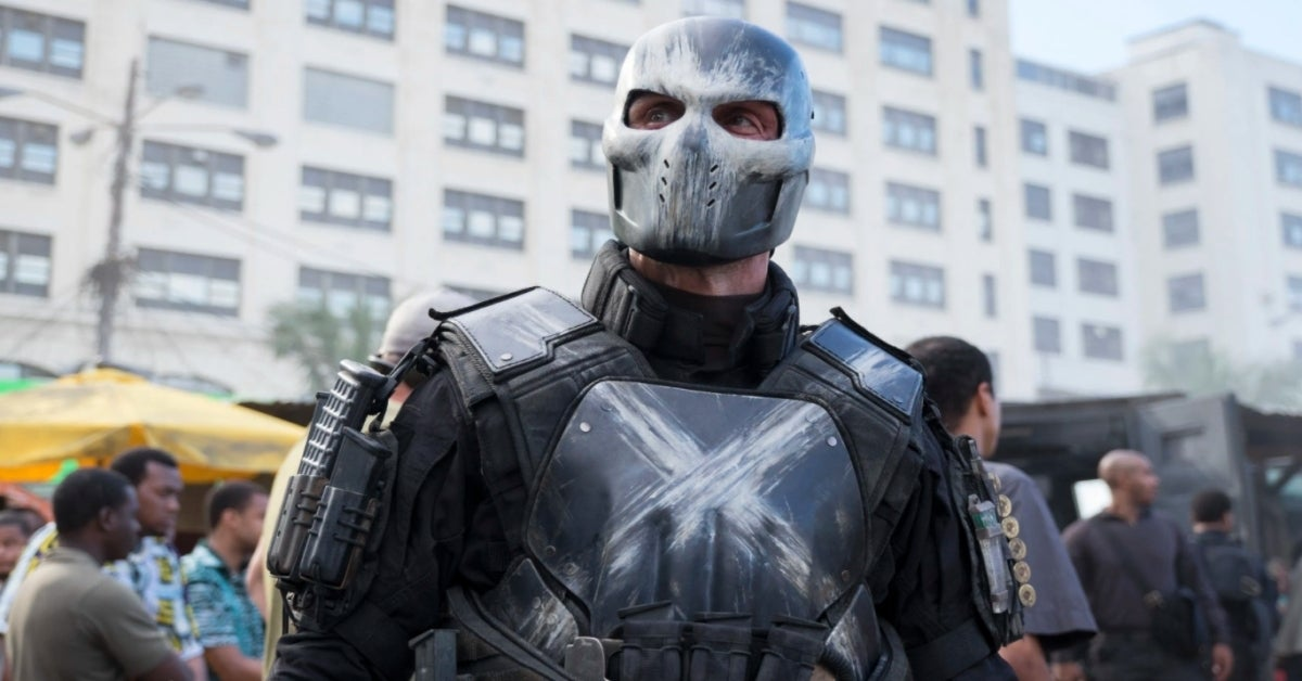 Marvel Studios Crossbones Frank Grillo