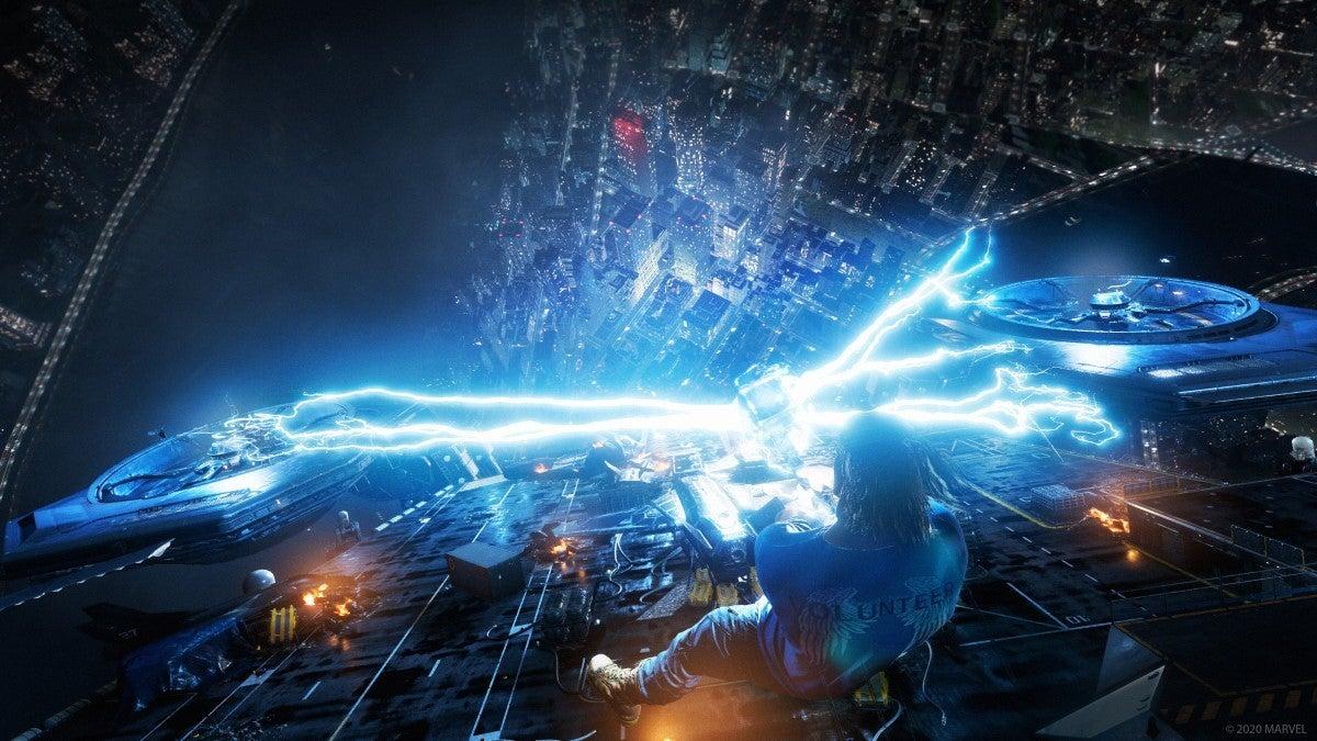 marvels avengers new screenshots 10