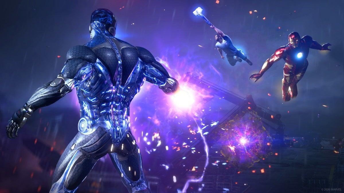 marvels avengers new screenshots 11