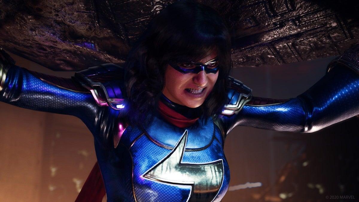 marvels avengers new screenshots 13