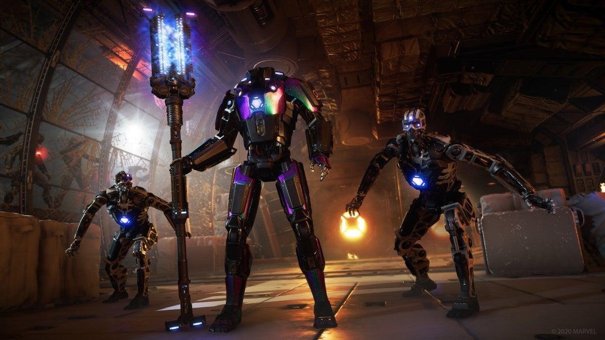 marvels avengers new screenshots 14