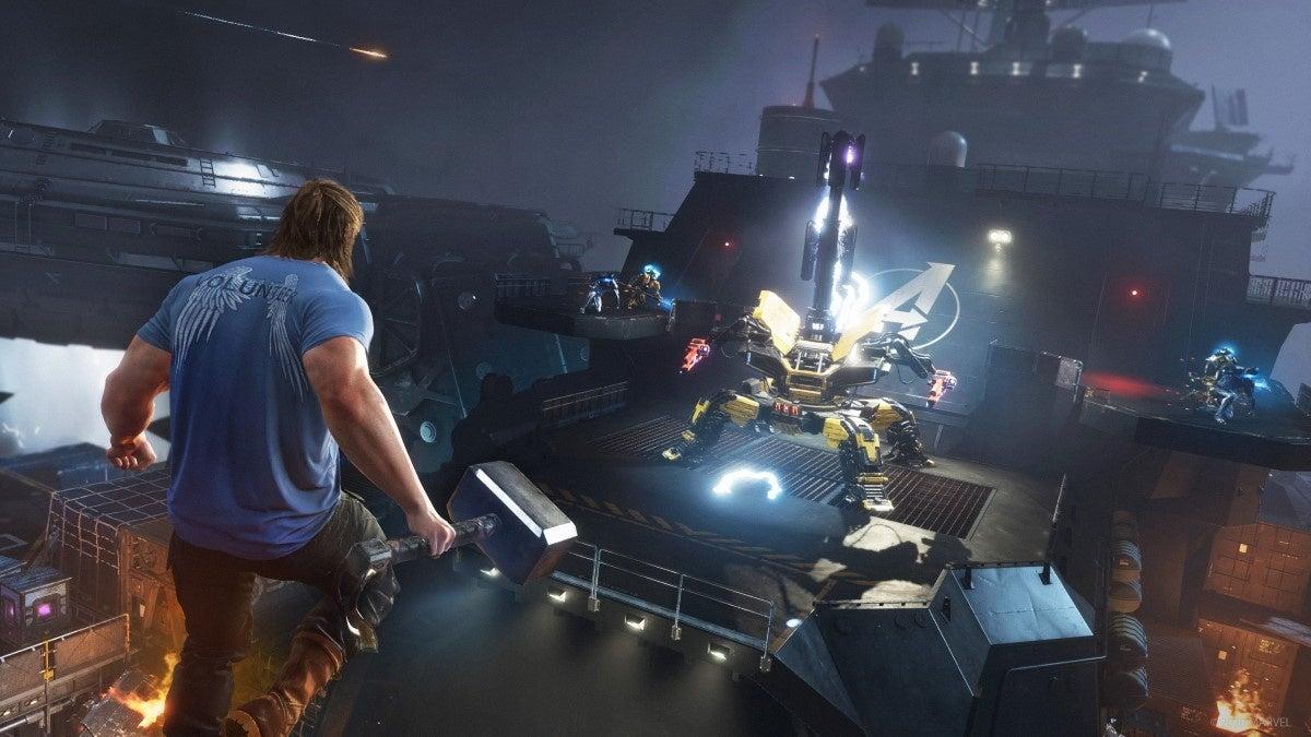 marvels avengers new screenshots 9