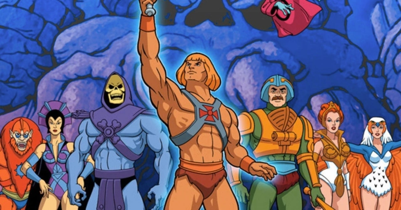New He-Man and the Masters of the Universe Figures Revealed