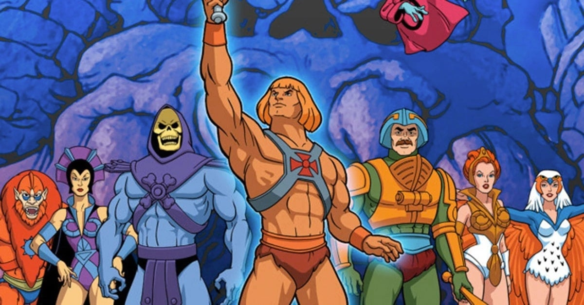 masters of the universe dvd cover