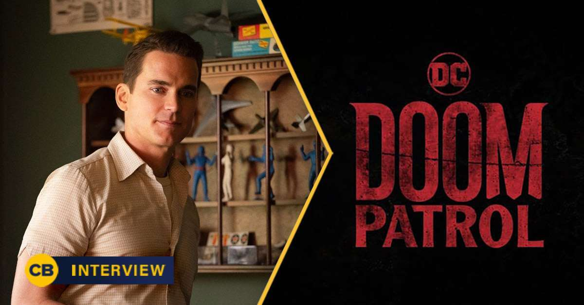 matt bomer doom patrol season two up the ante