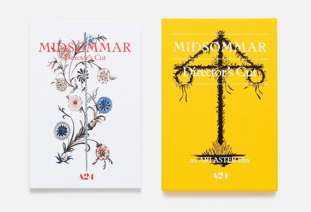 midsommar book 2