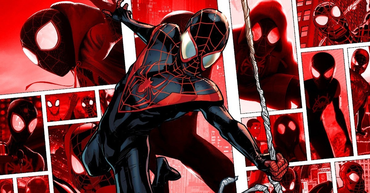 Mile Morales Spider-Man Explained Comics Movies Video Game Spider-Verse