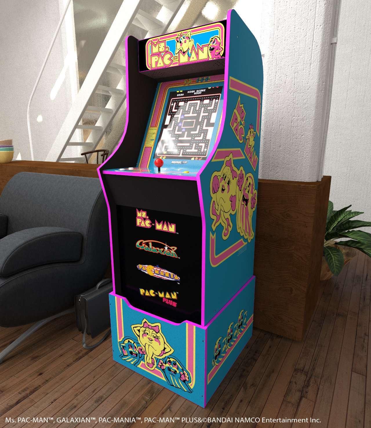 Ms Pacman Office