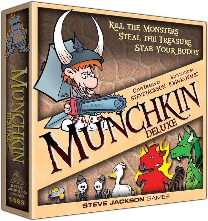 Munchkin-Deluxe